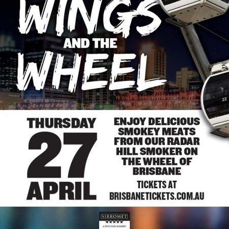 Wheel of Brisbane - Wings and the Wheel